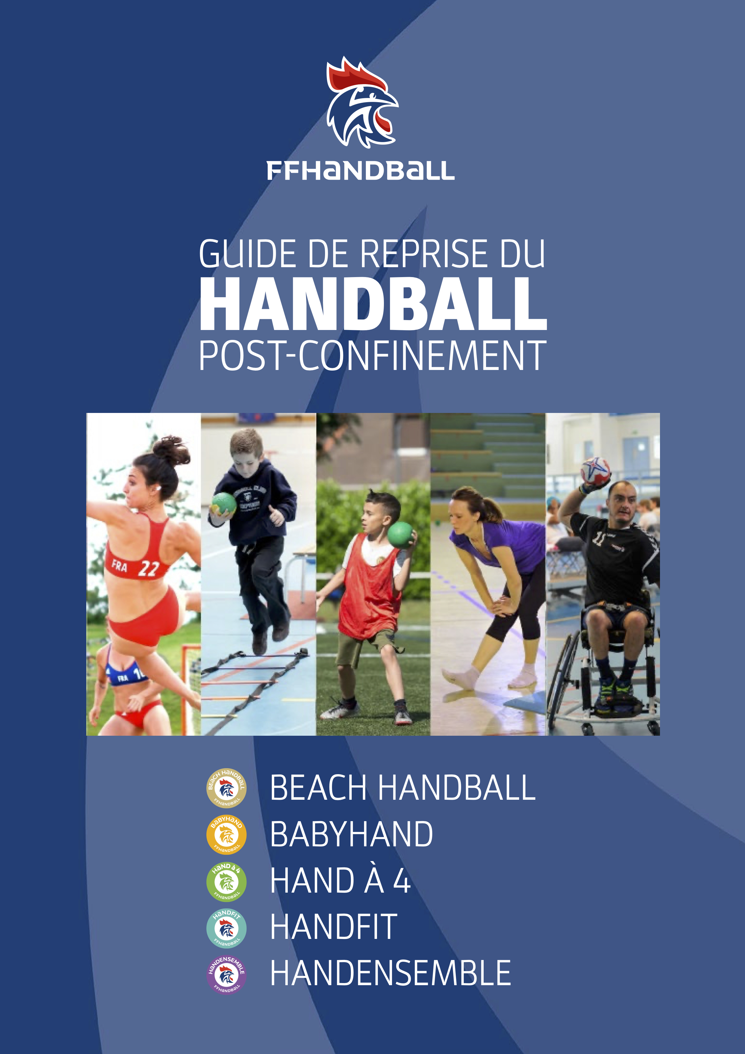 guide reprise handball final
