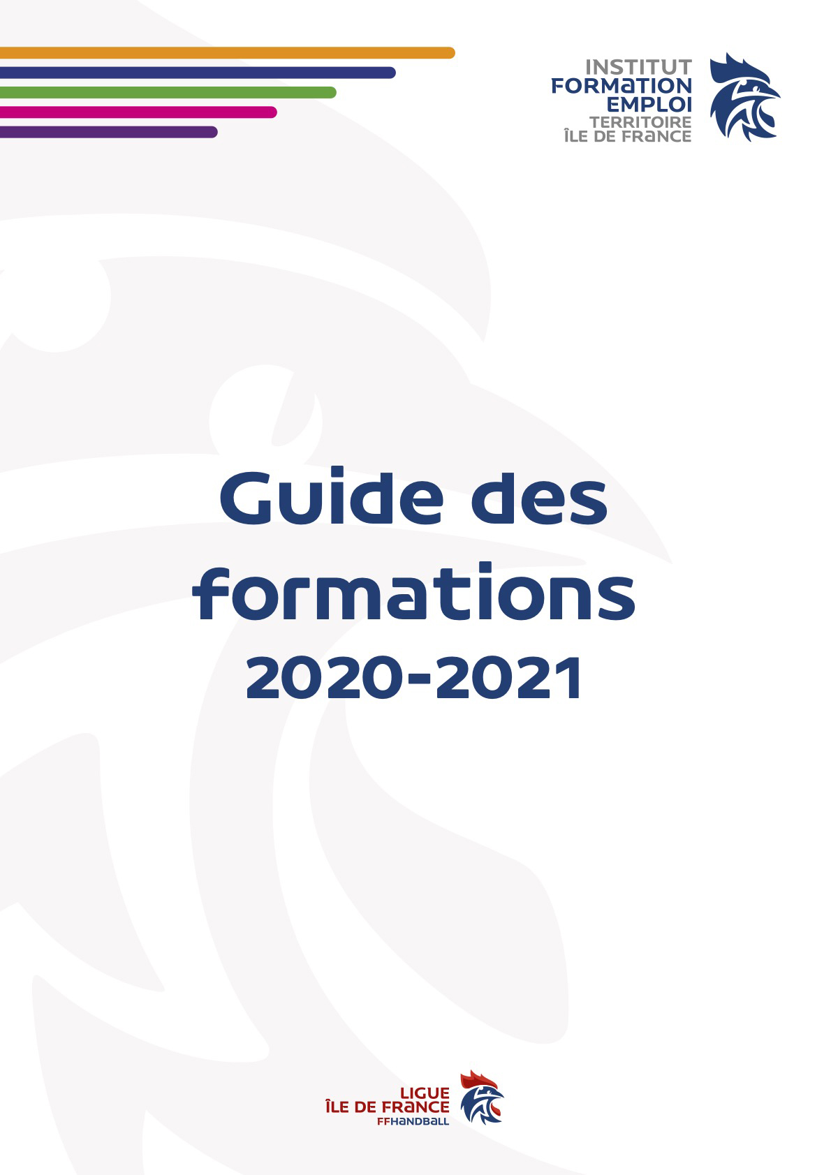 ITFE IDF guide formations 2021