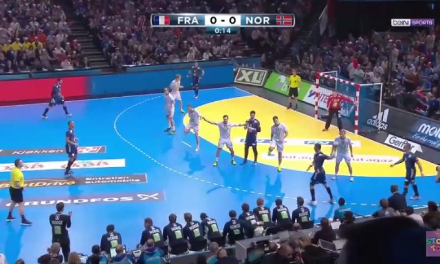 Finale France Norvege 2017