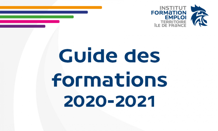 Guide des formations franciliennes 2020-2021