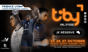 16e tournoi international Pierre-Tiby