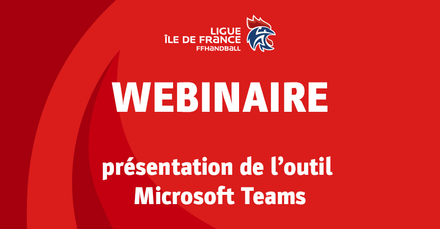 Webinaire – Teams