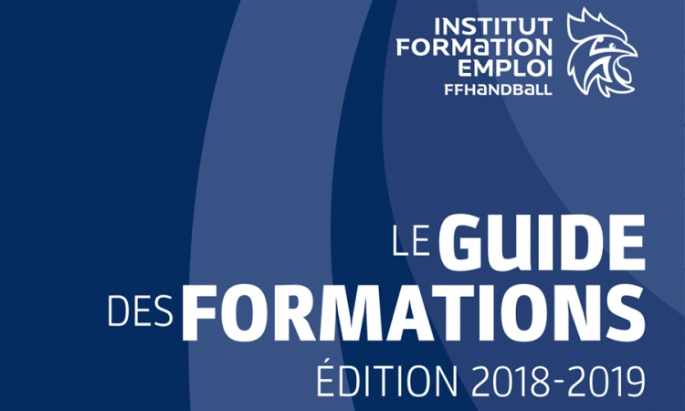 Guide des formations FFHandball