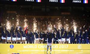 Championnes du Monde !