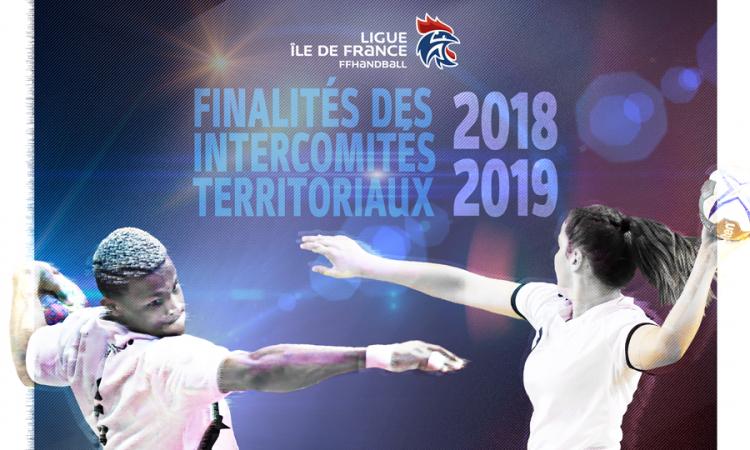 Finalités des intercomités territoriaux 2018-2019