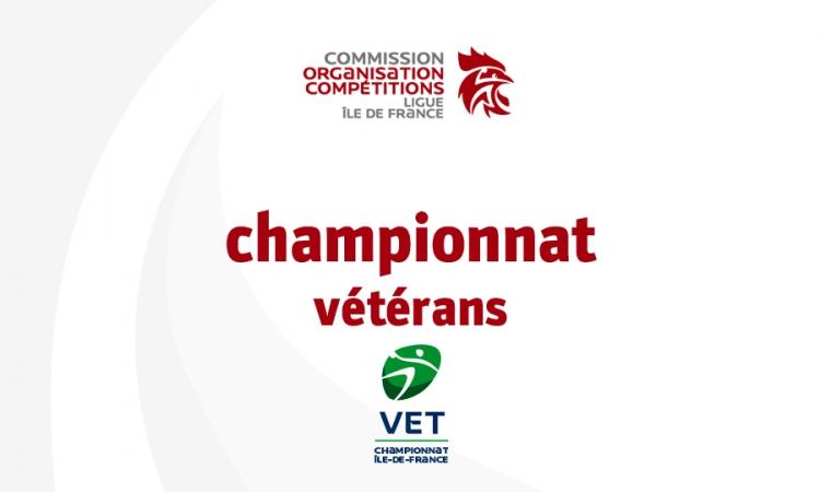 Championnat régional vétérans