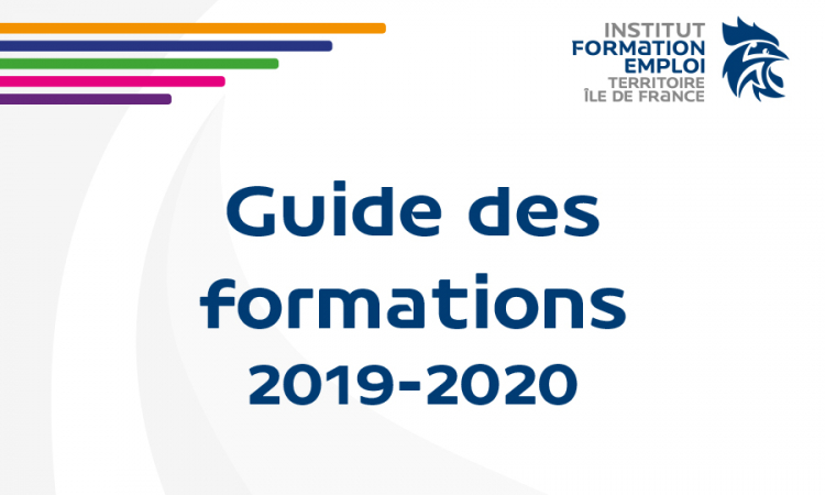Guide des formations franciliennes 2019-2020