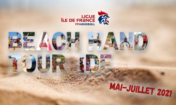 Beach hand tour IDF 2021