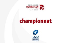 Championnat régional des moins de 20 ans masc.