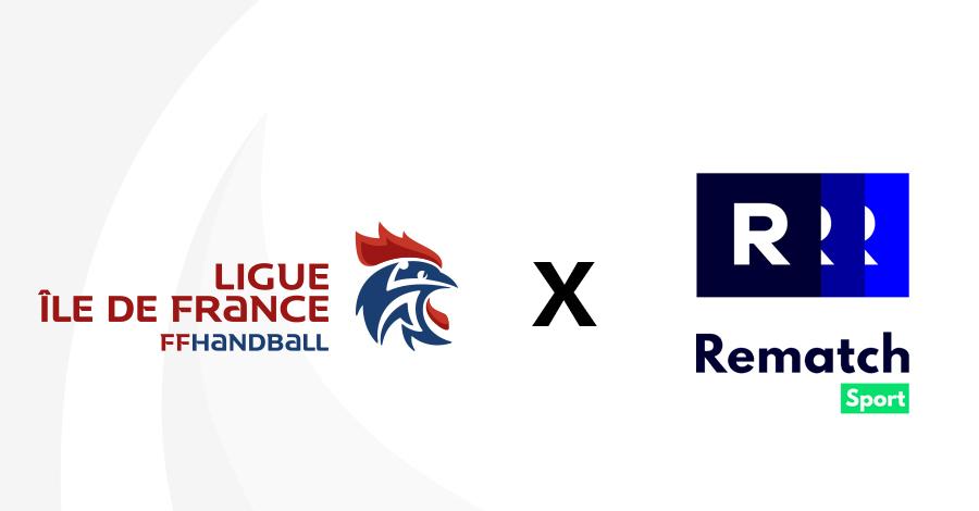 Partenariat ligue IDF x Rematch