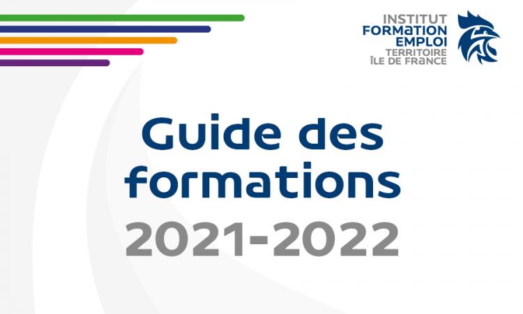 Guide des formations franciliennes 2021-2022