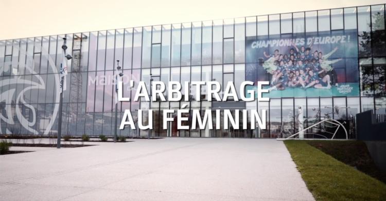 L'arbitrage au féminin