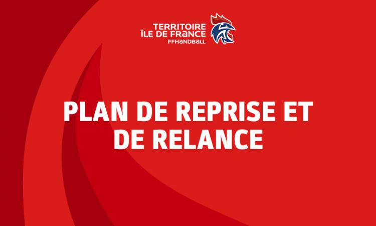 Plan de relance et de reprise – territoire Île-de-France