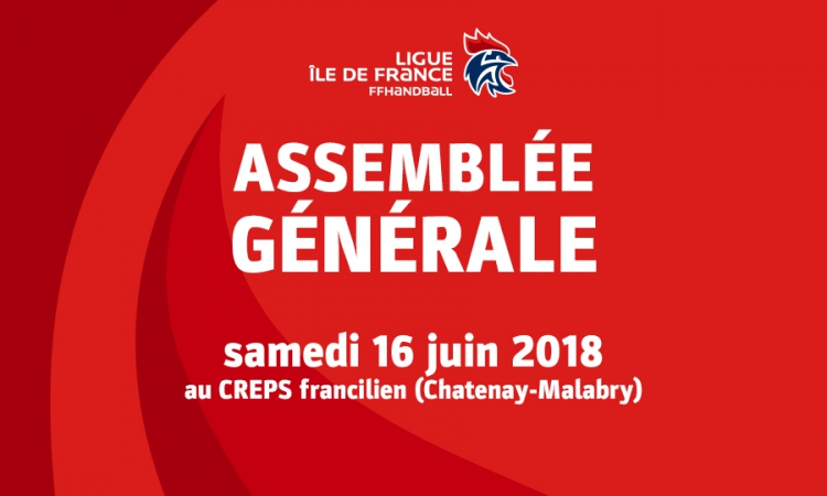 Assemblée générale ordinaire – 16 juin 2018