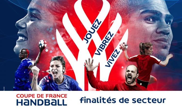 Coupe de France – finalités de secteur