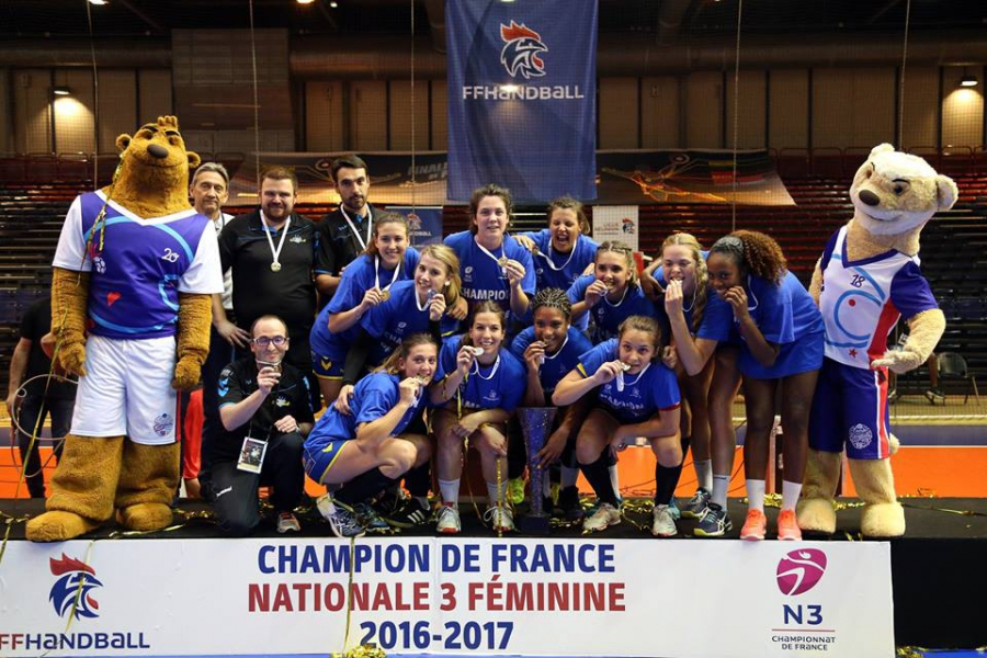 finale N3F – USC Citron vs Bourg-de-Péage DHB
