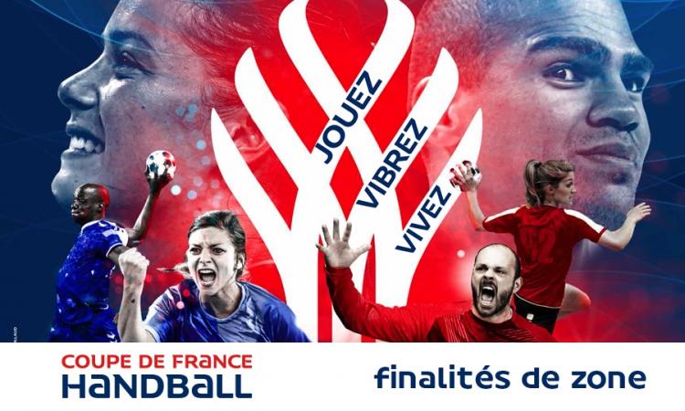 Coupe de France – finalités de zone