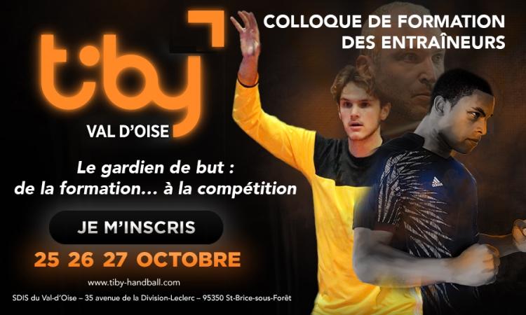 Colloque de formation des entraîneurs Pierre-Tiby 2018