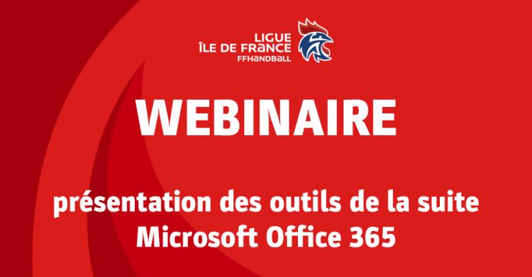 Webinaire – Office 365