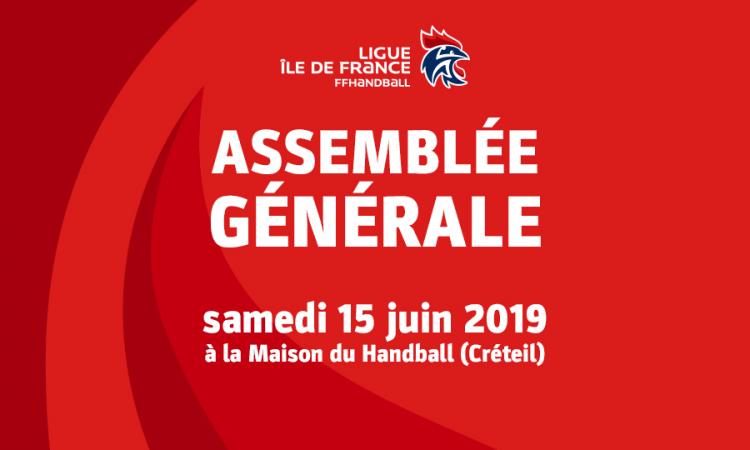 Assemblée générale ordinaire – 15 juin 2019