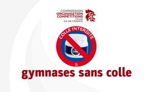 Gymnases sans colle