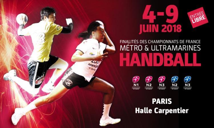 Finalités des championnats de France (ultramarins / métropolitains)