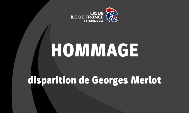 Disparition de Georges Merlot