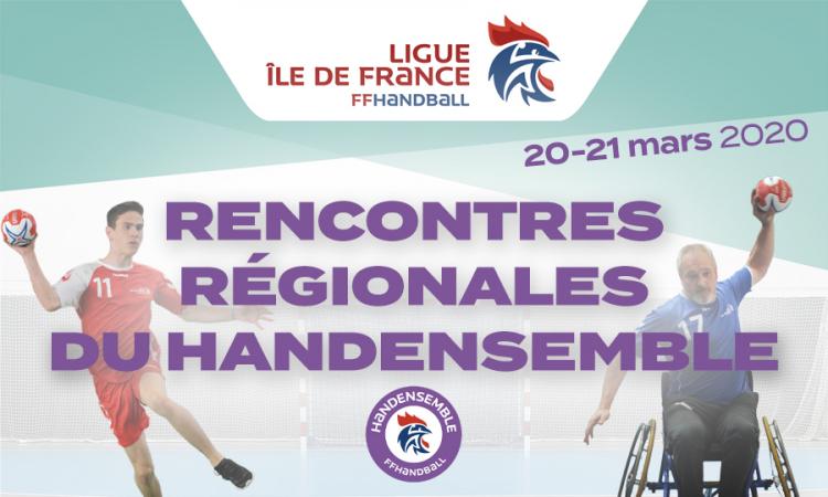 Rencontres régionales du handensemble 2020